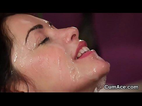 lot of sperm porn