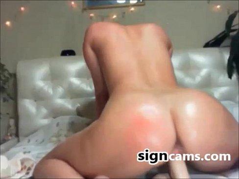 Big Tits Milf Dildo Squirt