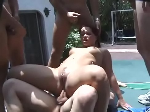 Hot horny babe drinks cum from a shooting cock after a sweet fuck