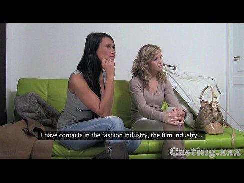 Порно кастинг двоих девушек, фильм где женщина изменяет мужу смотреть онлайн