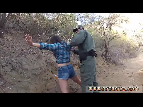 XXX 2019 Police officer fucks girl and police hd Mexican border patrol agent