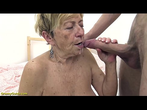 cover video sexy hairy 90 y  ears old granny banged by her y banged by her banged by her to