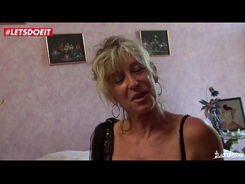 Milf Squirts Young Cock