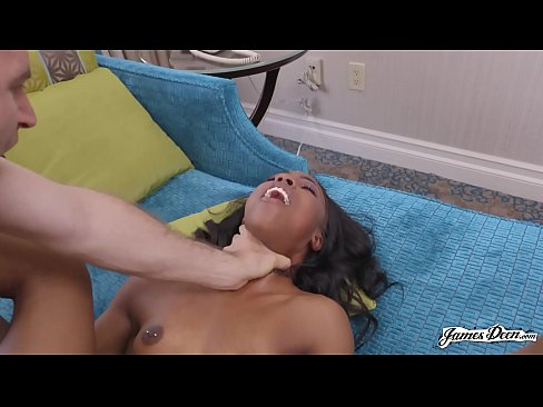ANAL WHORE SARAH BANKS TAKES A HUGE WHITE COCK IN HER ASS ROUGH AND HARD - Featuring: Sarah Banks / James Deen