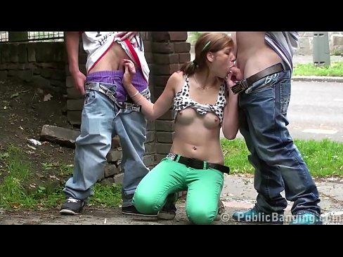 street gangs fucking girls