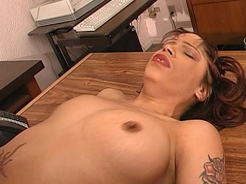 Big Cock In Her Asshole