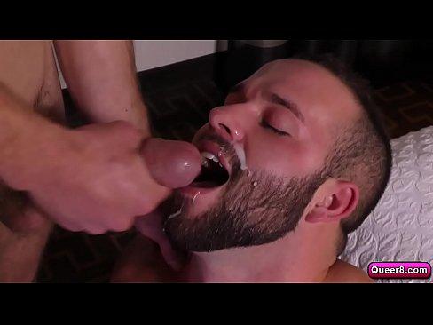 Luke adams drilling hard vadim black tight ass