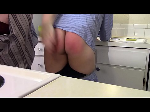 Spanked & soaped for cursing PRE