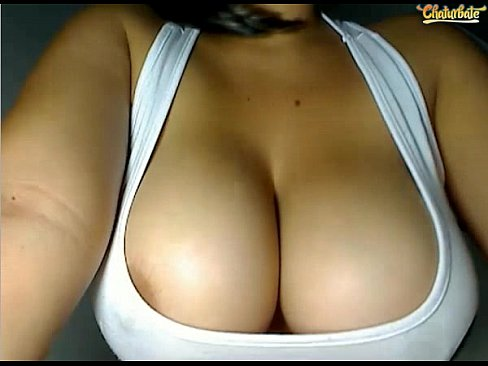 sexy girl really big boobs natural mmm nice!
