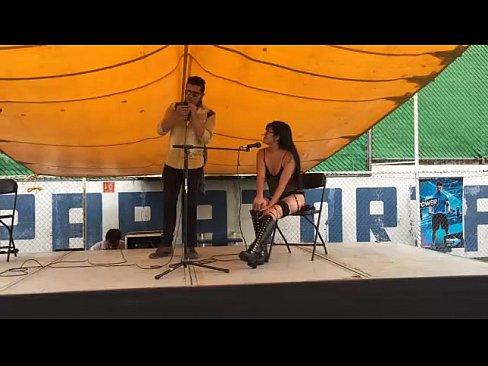 Star Kaat 1er Feria Porno Cultural Poema para Star Kaat 02
