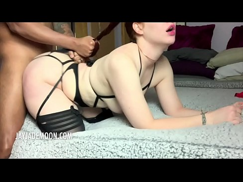 Big Butt Creampie PART 2 • Amateur JayJadeMoon