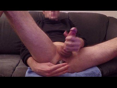 SUPER EXPLOSIVE CUMSHOT AND ANAL ORGASM BOTTLE FUCK – 9 min
