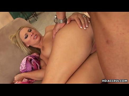 Blonde Milf Big Tits Pornstar