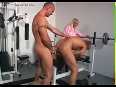 Wife catches gay husband and joins in bisexual free videos