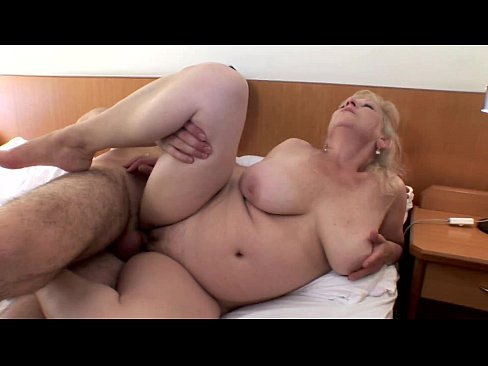 Bbw mom son creampie