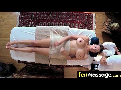 Hot massage video sex