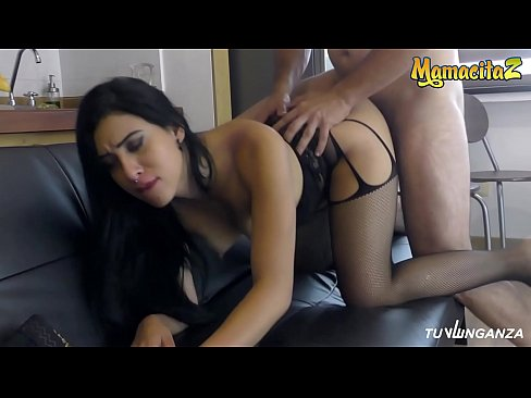 TU VENGANZA - #Anette Rios - Rich Spoiled Latina Babe Hire Daddy To Take Care Of Her Pussy In Revenge Sex