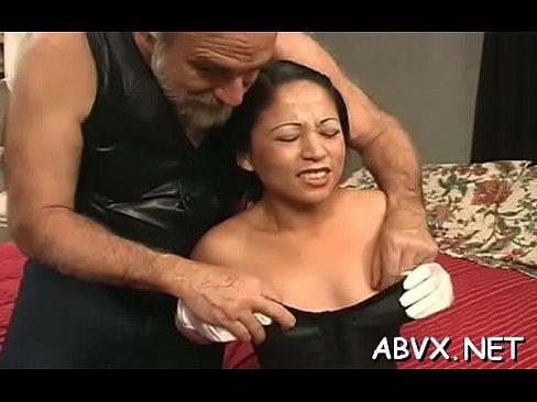 Cum hardcore latina shot