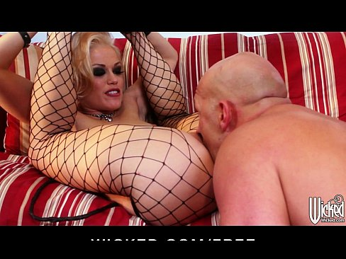 sultry blonde dominatrix ash hollywood is fucked hard by her man