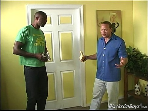 White neighbour gets assfucked by black workers