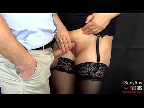 Will he cum on her pussy ?? Pussyjob and handjob from an excited secretary to the boss ... she clearly deserves a promotion in her career! • XSanyAny