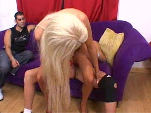 Lichelle Marie Blowjob - Lichelle Marie Fucked Hard on sofa - XVIDEOS.COM
