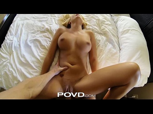 POVD Banging hot blonde on pool table