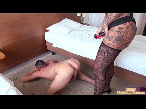 Russian mistress pee