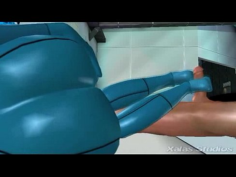 Samus Foot Porn