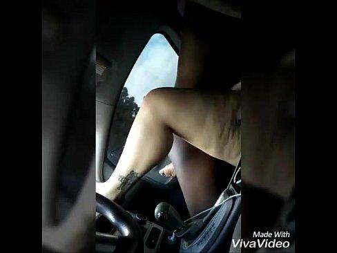 Car sex amateur latina big booty