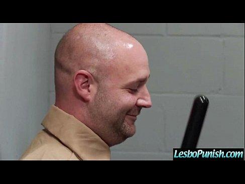 Mean Lez Girl Use Sex Toys On Cute Hot Girl video-28