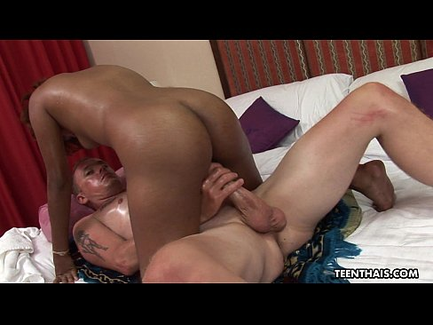 Oiled up and tanned Asian slut straddles her man's cockXXX Sex Videos 3gp