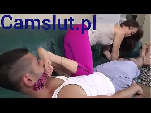 Camwhore femdom feet fetish dominatrix of Camslut of camslut.pl