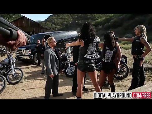 Free nonton vidio bokep DigitalPlayground Sisters of Anarchy Episode 7 Some Strange