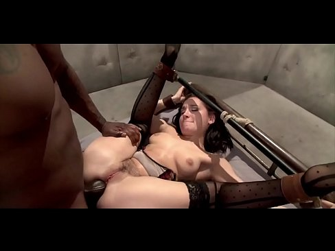 Nikki sexx interracial