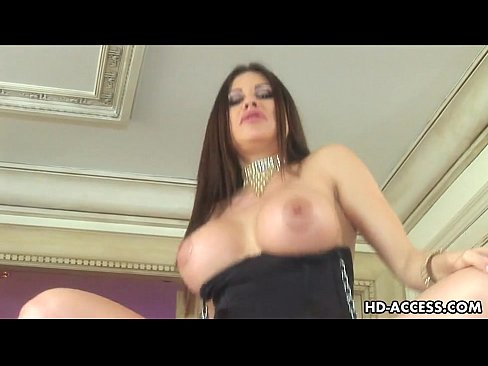 Extreme horny Sheila Marie will get an enormous cumshot!
