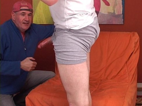 Son bonks his step daddy