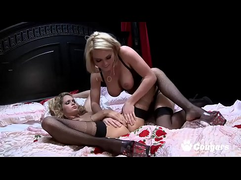 Krissy Lynn & Prinzzess Lick & Stick Each Others Wet Pussies