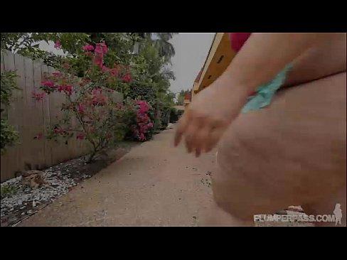 SSBBW Erin Green Loves Latino Cock