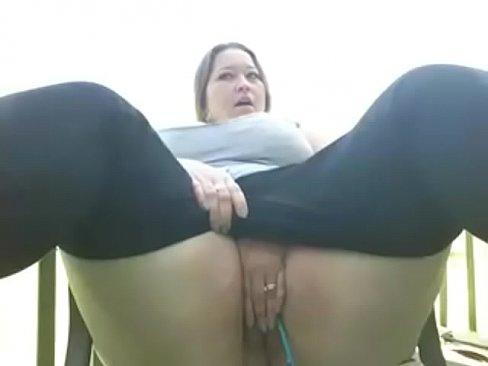 Bbw Ebony Anal Masturbation