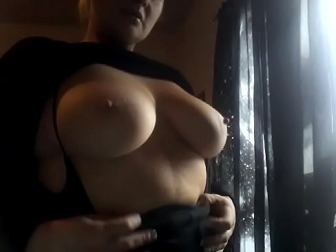 My squirting tits