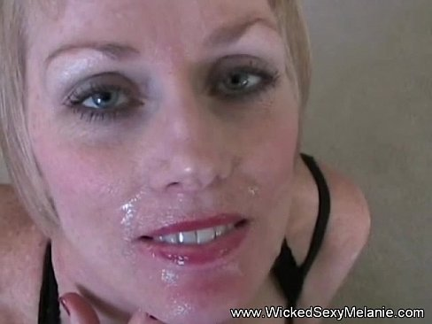 Busty milf worships huge cock