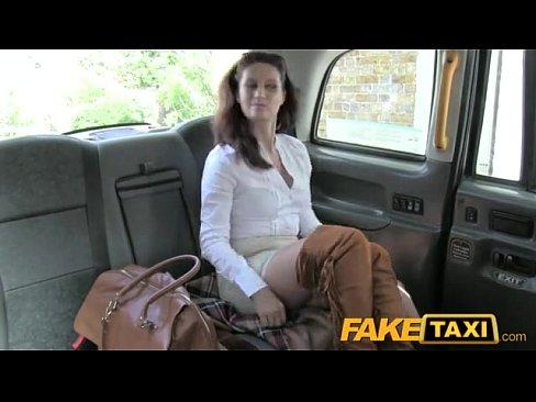 Порно таксист