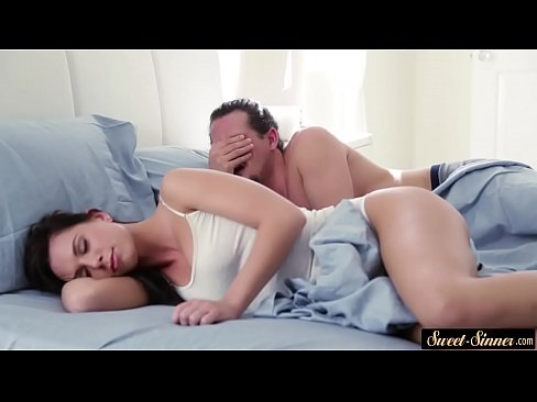Pretty stepsister gets banged from behind