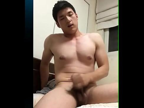 Korean Boy Cum