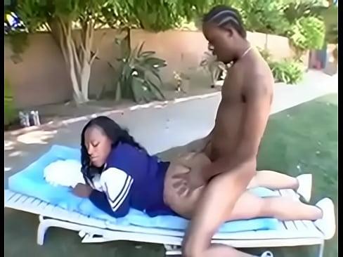 Big Booty Ebony Teacher