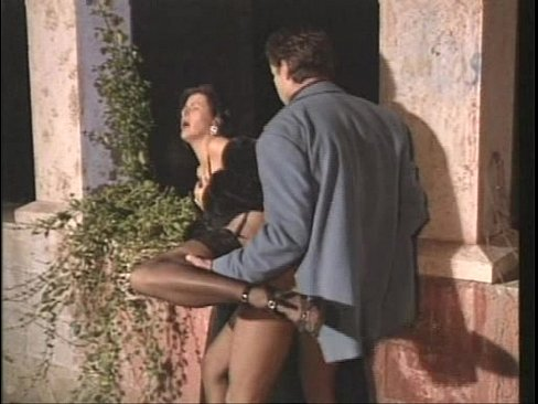 Deborah Wells Having Sex Outside In A Fur Coat XXX Sex Videos