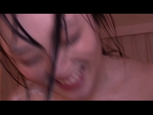 The girl who experiences a new all-over body massage with oil - JAV PMV