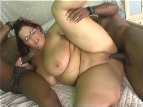 2 amateur wives and one big black cock