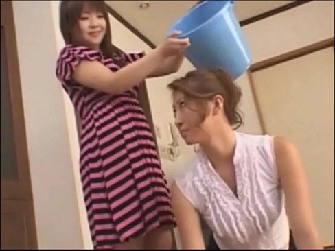 Asian ladies foot domination